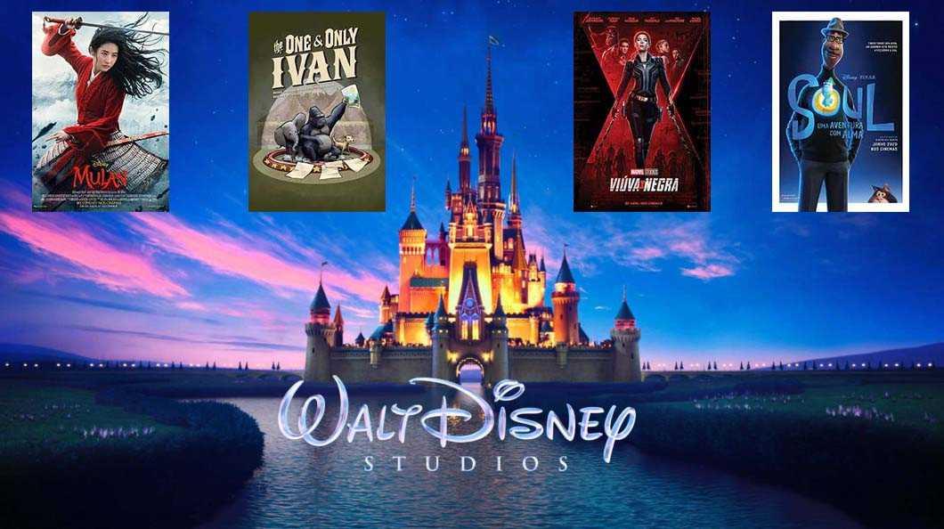 Conheça as novas datas de estreias dos filmes da Disney em Portugal