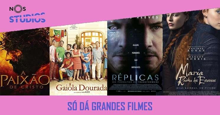 Páscoa em casa: Grandes filmes para ver no NOS Studios