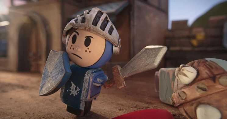 CROSSING SWORDS - Teaser trailer oficial da série Hulu