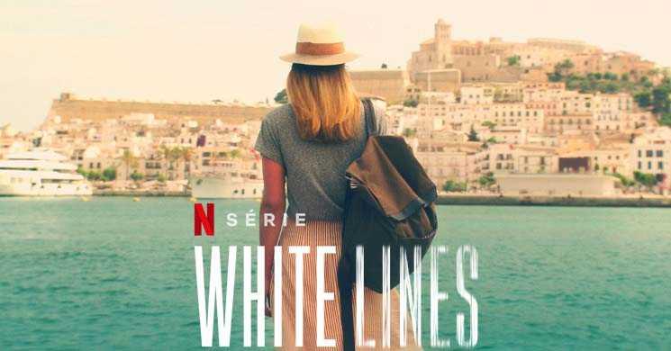 Trailer português da série White Lines