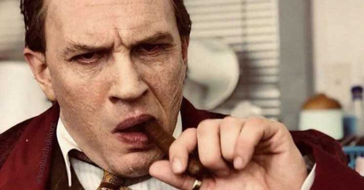 Tom Hardy é Al Capone. Primeiro trailer do biopic
