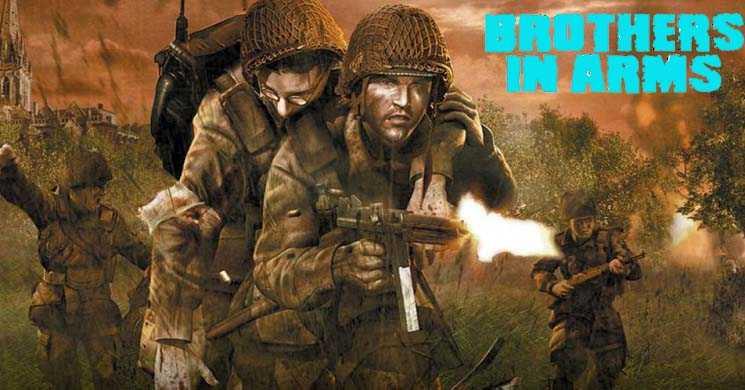 Videojogo Brothers in Arms adaptado numa série
