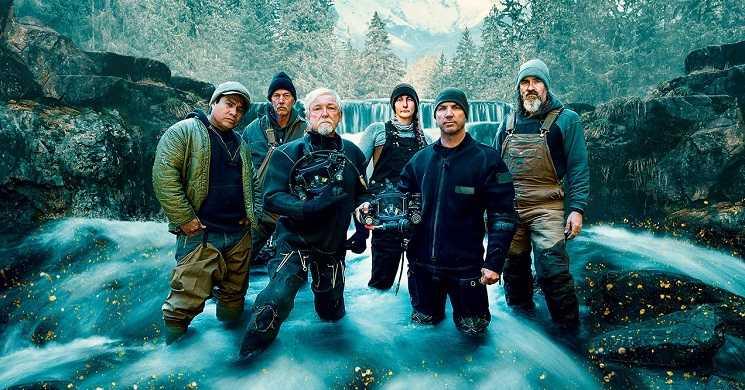 Estreia da 3ª temporada da série A Febre Do Ouro: Águas Bravas