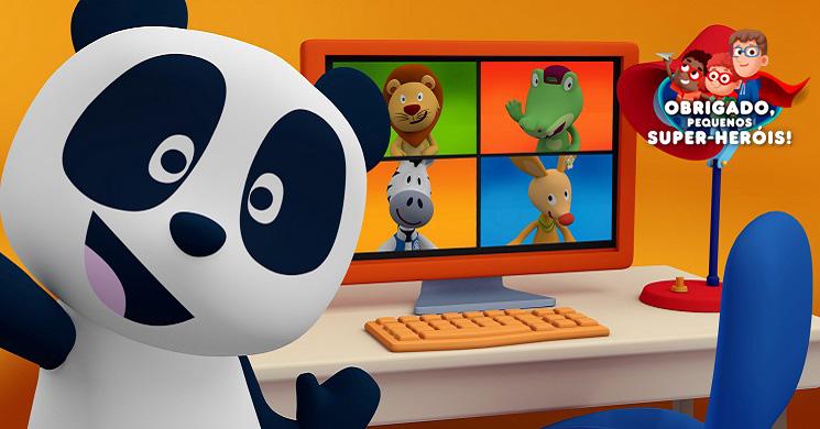 Canal Panda comemora Dia da Criança com muitas novidades