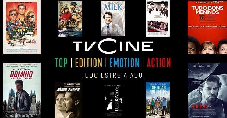 Canais TVCine: Destaques da programação de 4 a 10 de maio