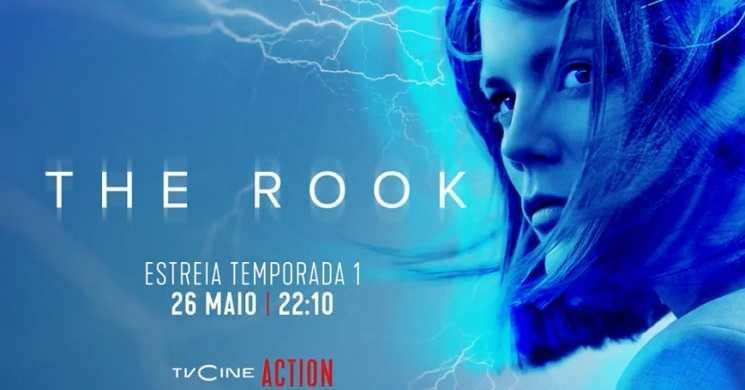 Estreia da série The Rook no TVCine Action