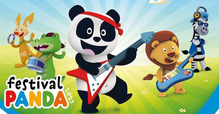 Festival Panda: Maior evento infantil em Portugal regressa em 2021