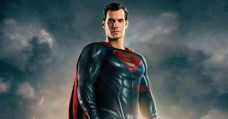 Henry Cavill em negociações para voltar a interpretar Super-Homem