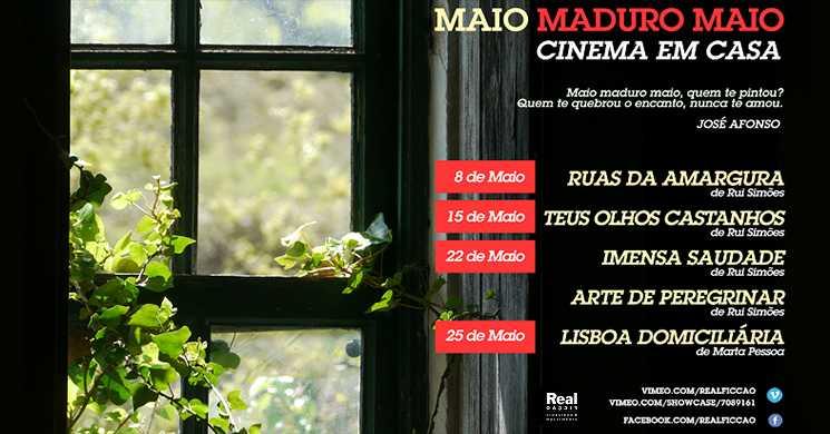 """""""Maio Maduro Maio"""": Filmes da Real Ficção para ver este mês no Vimeo"""