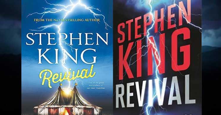 """""""Revival"""": Mais uma obra de Stephen King a caminho do grande ecrã"""