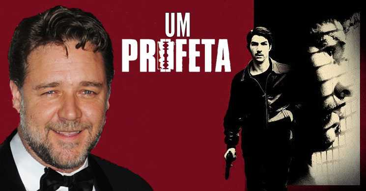 """American Son"": Russell Crowe protagonizará remake do thriller francês ""Um Profeta"""