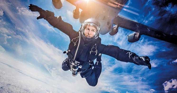 Tom Cruise pretende fazer o primeiro filme de ação no espaço