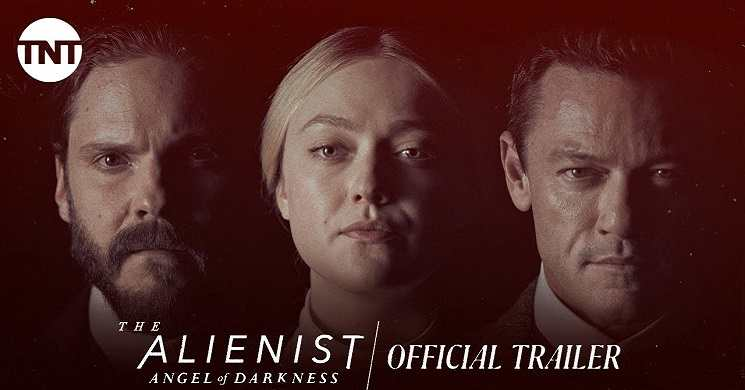 THE ALIENIST: ANGEL OF DARNESS - Trailer oficial da T2 da série TNT