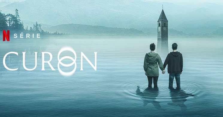 CURON - Trailer oficial da série  Netflix