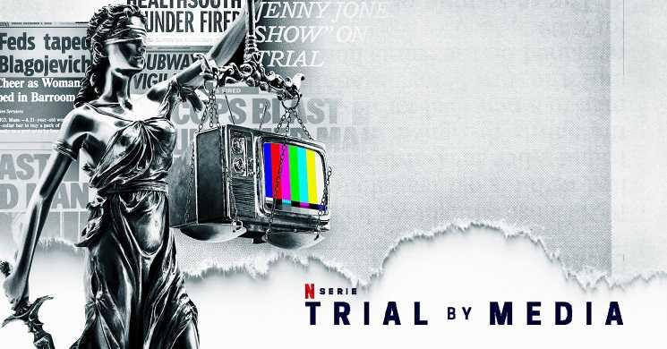TRIAL BY MEDIA - Trailer oficial da série  Netflix