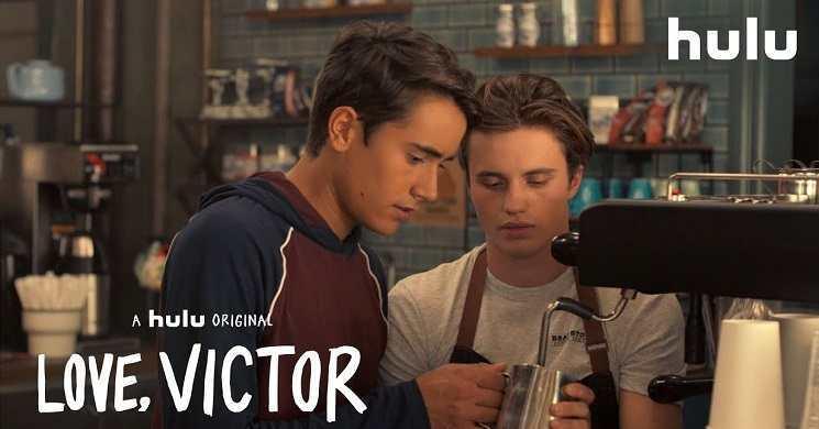 Trailer oficial da série Love, Victor
