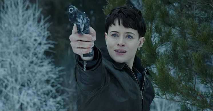 Claire Foy será a protagonista do thriller psicológico
