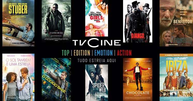 Destaques dos Canais TVCine de 1 a 7 de junho