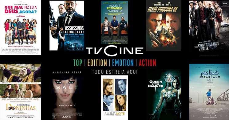 Filmes em destaque nos Canais TVCine de 29 de junho a 5 de julho