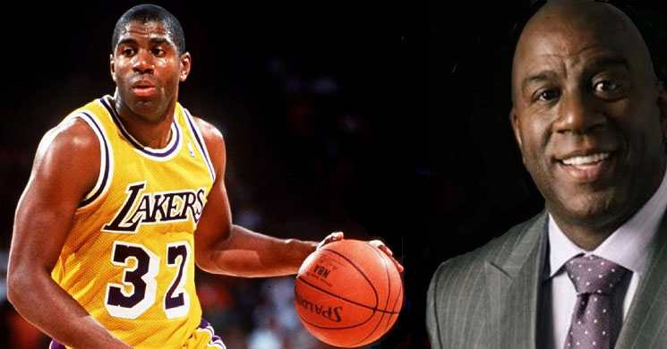 Magic Johnson: Vida da lenda do basquetebol será contada num documentário