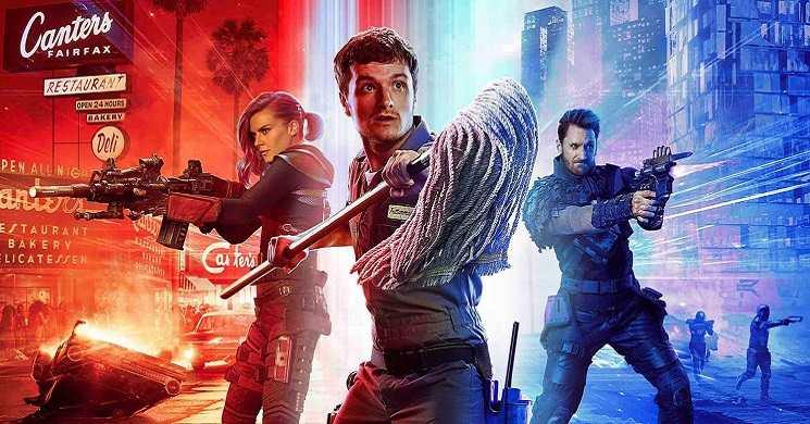 Estreia da série Future Man na HBO Portugal