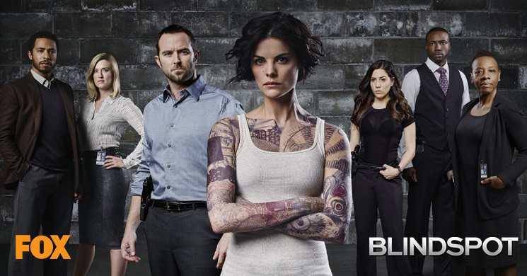 Estreia da temporada 4 da série Blindspot