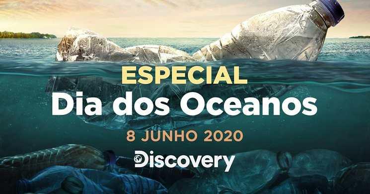 Estreia no Discovery Especial Dia dos Oceanos