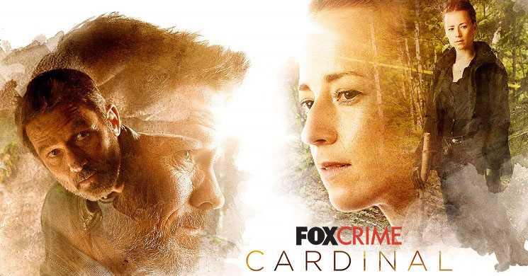 Fox Crime estreia a T3 da série Cardinal