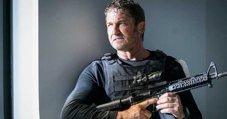 Gerard Butler será um agente secreto da CIA no thriller de ação