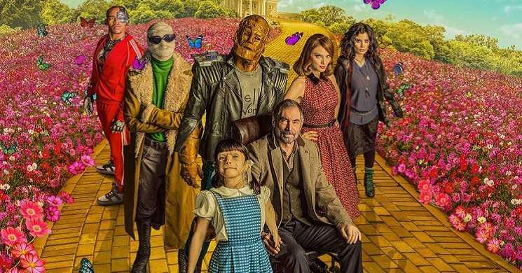 HBO Portugal estreia a temporada 2 de Doom Patrol