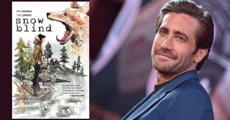 Jake Gyllenhaal protagonizará a adaptação do romance gráfico