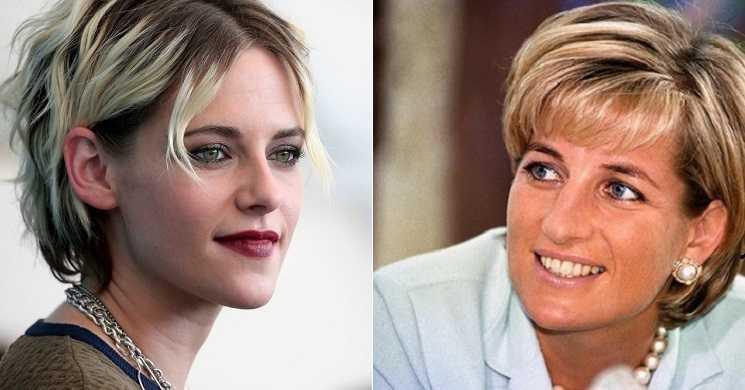 Kristen Stewart será a Princesa Diana no filme