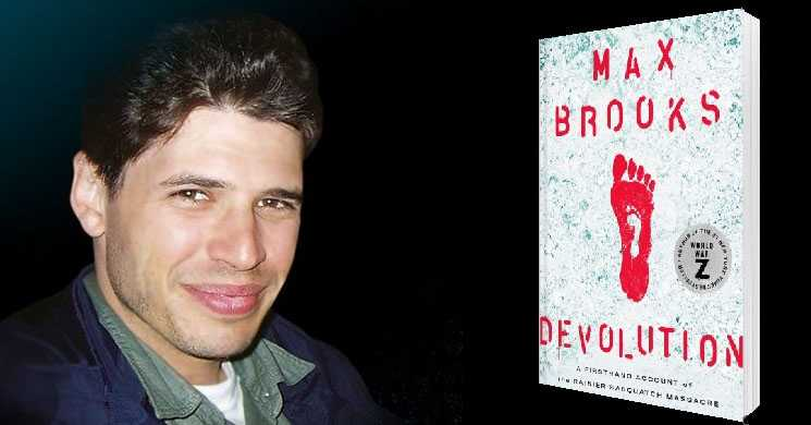 Livro Devolution de Max Brooks vai ser adaptado ao cinema