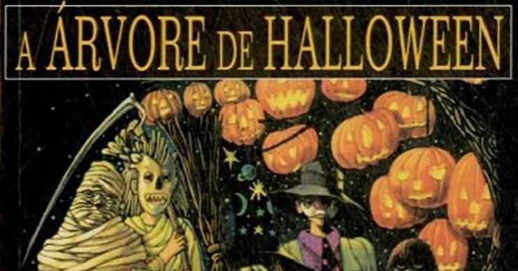 Livro A Árvore de Halloween adaptado ao cinema