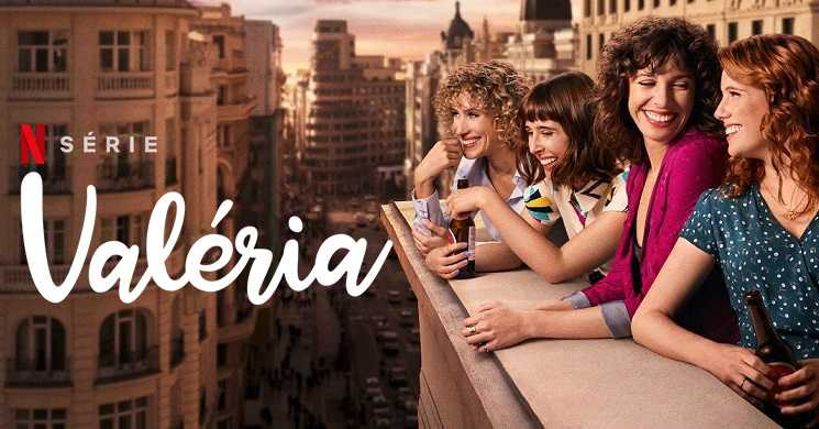 Netflix confirma segunda temporada da série Valéria