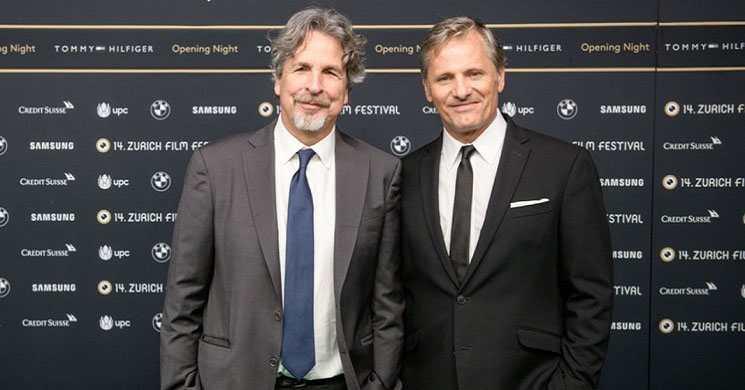 Novo projeto volta a juntar Viggo Mortensen e o realizador Peter Farrelly