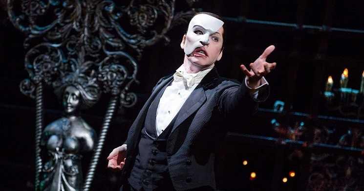 O Fantasma da Opera vai ser adaptado numa minissérie