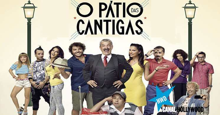 O Pátio das Cantigas no Canal Hollywood