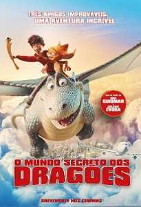 Poster do filme O Mundo Secreto dos Dragões