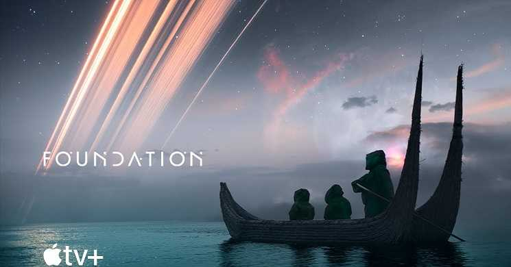 FOUNDATION - Teaser trailer da série Apple TV+