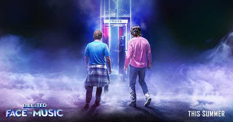 BILL & TED FACE THE MUSIC (2020) - Trailer oficial
