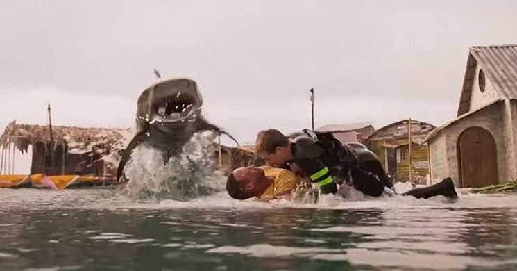 DEEP BLUE SEA 3 (2020) - Trailer oficial