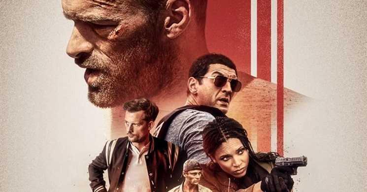LOST BULLET (2020) - Trailer oficial