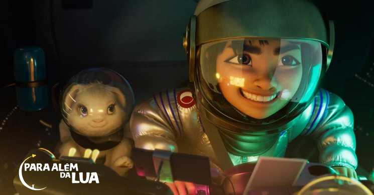 Trailer português do filme animado Para Além da Lua