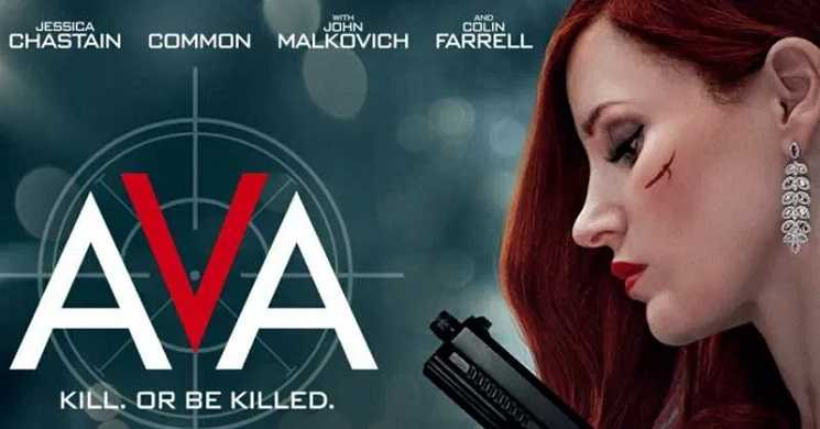 Trailer oficial do thriller Ava