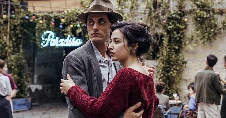 Trailer português do filme Martin Eden