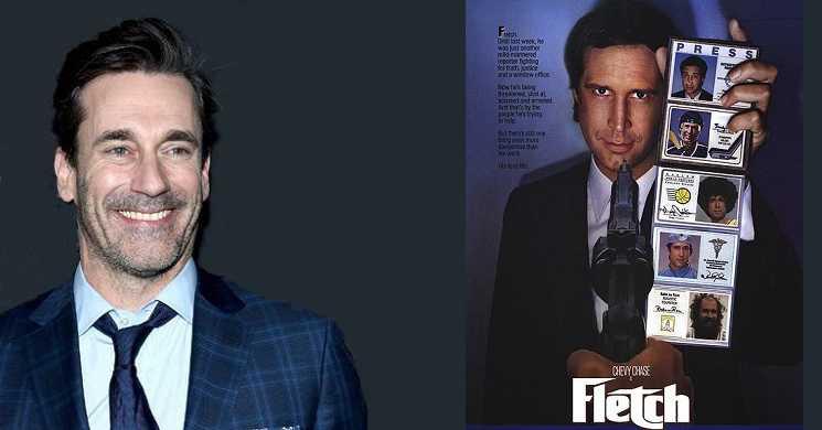 Assassínio por Encomenda remake será protagonizado por Jon Hamm