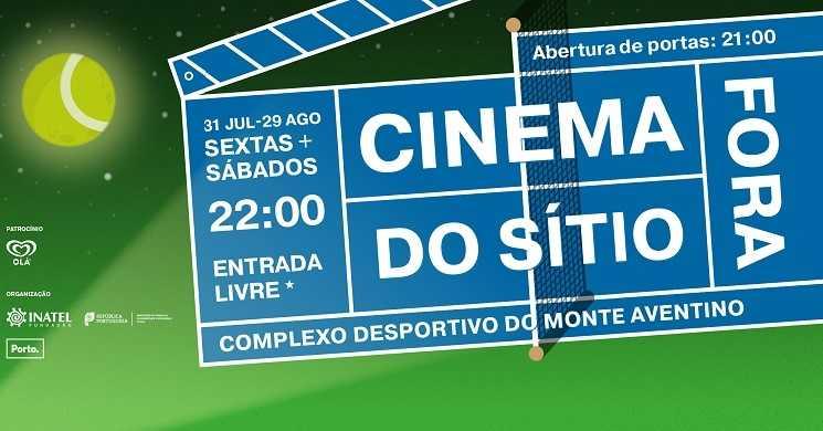 Cinema Fora do Sítio - Sessoes de cinema gratuitas no Porto