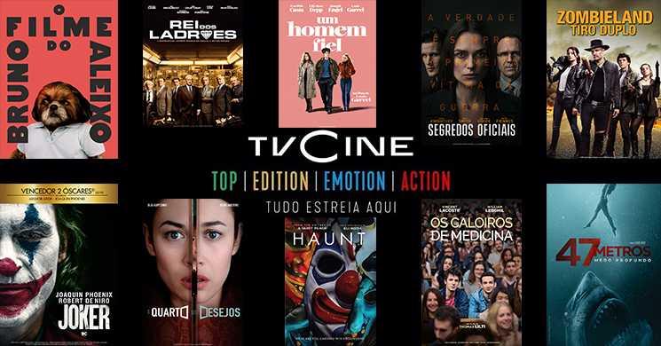 Filmes em destaque nos Canais TVCine de 20 a 26 de julho