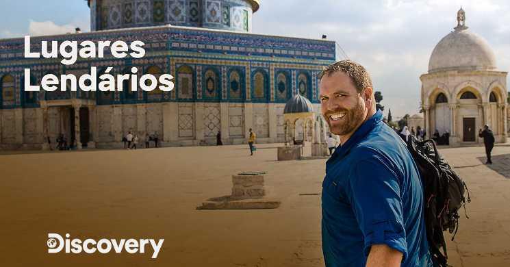 Discovery estreia esta terça-feira a série